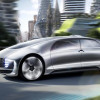 Mercedes-Benz F 015 Luxury in Motion прибыл из 2030 года