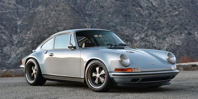 Porsche 911 Virginia в апгрейде от Singer Vehicle Design