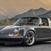 Рестомодинг Porsche 911 Targa от Singer Vehicle Design