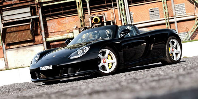 Фото дня: Porsche Carrera GT от Edo Competition