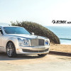 Bentley Mulsanne на дисках ADV.1 Wheels. Другой ракурс
