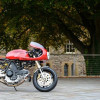 Кафе рейсер Ducati 900SS от мастерской Redmax Speed Shop