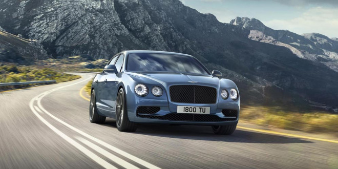 Bentley Flying Spur W12 S — самый мощный седан марки