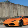 Родстер Lamborghini Huracan Spyder от Vision of Speed