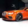 WAM прокачал Bentley Continental GT Speed до 713 л.с.
