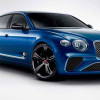 Дизайн нового Bentley Flying Spur по мотивам Continental GT