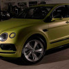 Показан Bentley Bentayga, который покорит Пайкс-Пик