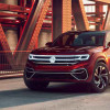 VW Atlas Cross Sport Concept — будущий ответ BMW X6