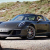 Представлен Porsche 911 Targa 4 GTS Exclusive Manufaktur Edition