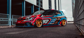 Тюнинг VW Golf GTI Clubsport от Yido Performance