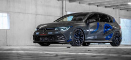 Новому VW Golf 8 GTE сделали тюнинг в Urban Motors