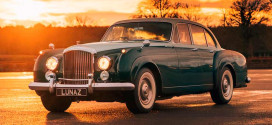 Bentley S3 Continental Flying Spur 1961 года стал электро