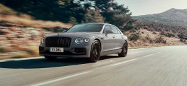 Седан Bentley Flying Spur обновили на 2022 год и сделали тише