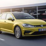 Новый Volkswagen Golf R 2017