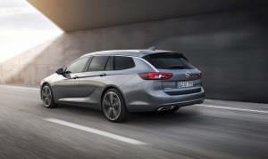 Новый Opel Insignia Sports Tourer