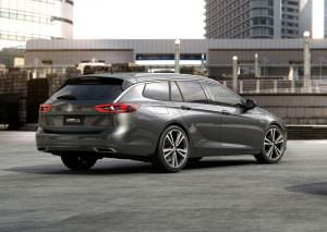Новый Vauxhall Insignia Sports Tourer
