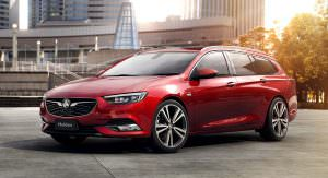 Универсал Vauxhall Insignia Sports Tourer