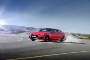 Новая Audi RS5 Coupe