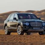 Фото | Bentley Bentayga Falconry от Mulliner
