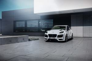 Фото | Porsche Cayenne Magnum Sport 30 Years TechArt