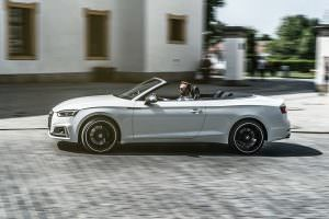 Тюнинг Audi S5 Cabriolet от ABT Sportsline