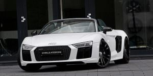 Тюнинг Audi R8 Spyder от Wheelsandmore