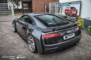 Тюнинг Audi R8 V10 Plus PD800WB от Prior Design