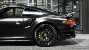 Фото | Dark Knight 911 Turbo S. Тюнинг от Auto-Dynamics.pl