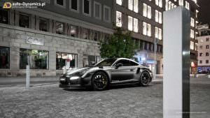 Dark Knight 911 Turbo S. Тюнинг Auto-Dynamics.pl