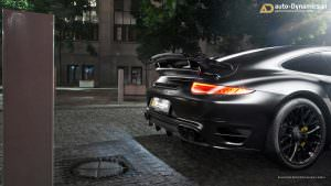 Dark Knight 911 Turbo S