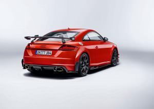 Audi TT RS Performance. 2017 год