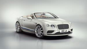 Тюнинг Bentley Continental GT Convertible Galene от Mulliner