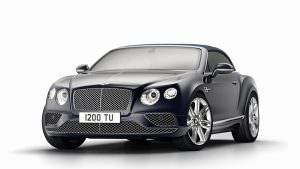 Прощальный Bentley Continental GT Timeless Series