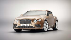 Последний Bentley Continental GT Timeless Series
