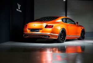Тюнинг Bentley Continental GT Speed от Wheelsandmore