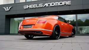 Тюнингованный Bentley Continental GT Speed на 713-сил