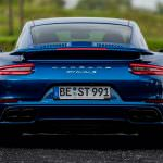 Тюнинг Porsche 911 Turbo S Exclusive от Edo Competition