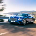 Новый Bentley Continental GT