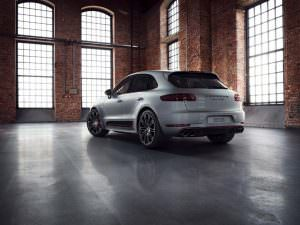 Самый мощный Porsche Macan Turbo Exclusive Performance Edition