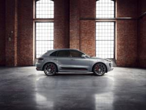 Новый Porsche Macan Turbo Exclusive Performance Edition
