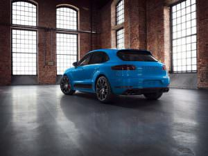 Самый быстрый Porsche Macan Turbo Exclusive Performance Edition