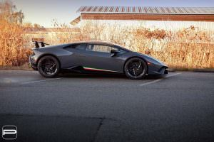 Lamborghini Huracan Performante PUR Wheels RS22