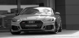Тюнинг Audi RS5 Coupe от Wheelsandmore