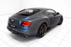 Тюнинг Bentley Continental GT от Startech