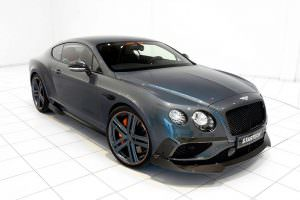 Старый Bentley Continental GT. Тюнинг от Startech