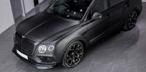 Bentley Bentayga в тюнинге от Wheelsandmore
