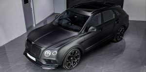 Тюнинг Bentley Bentayga от Wheelsandmore