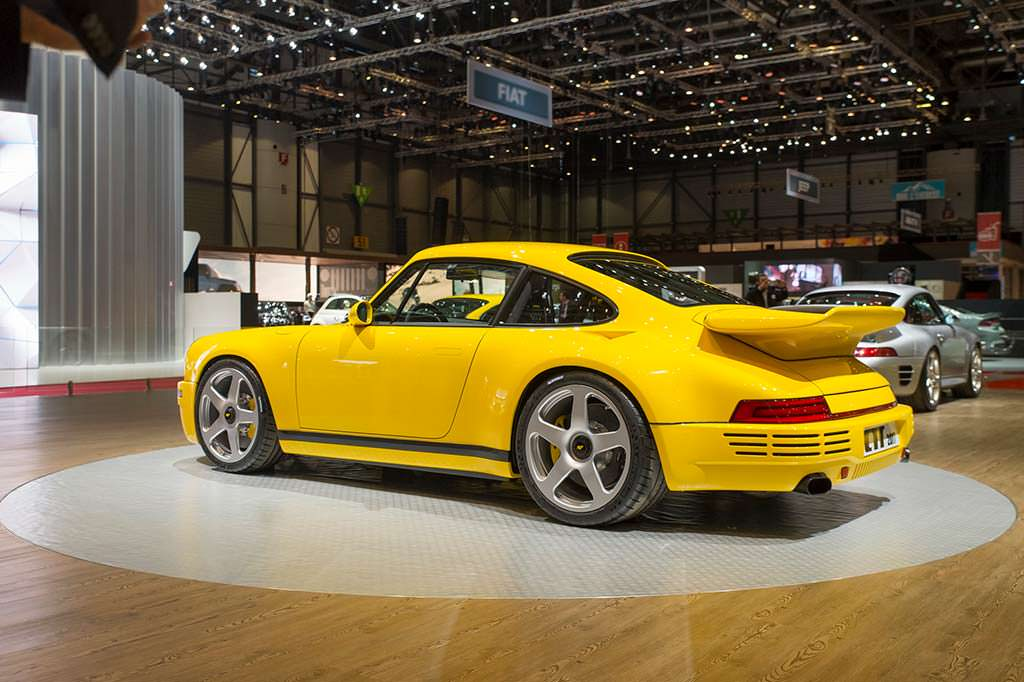2018 RUF CTR Yellowbird