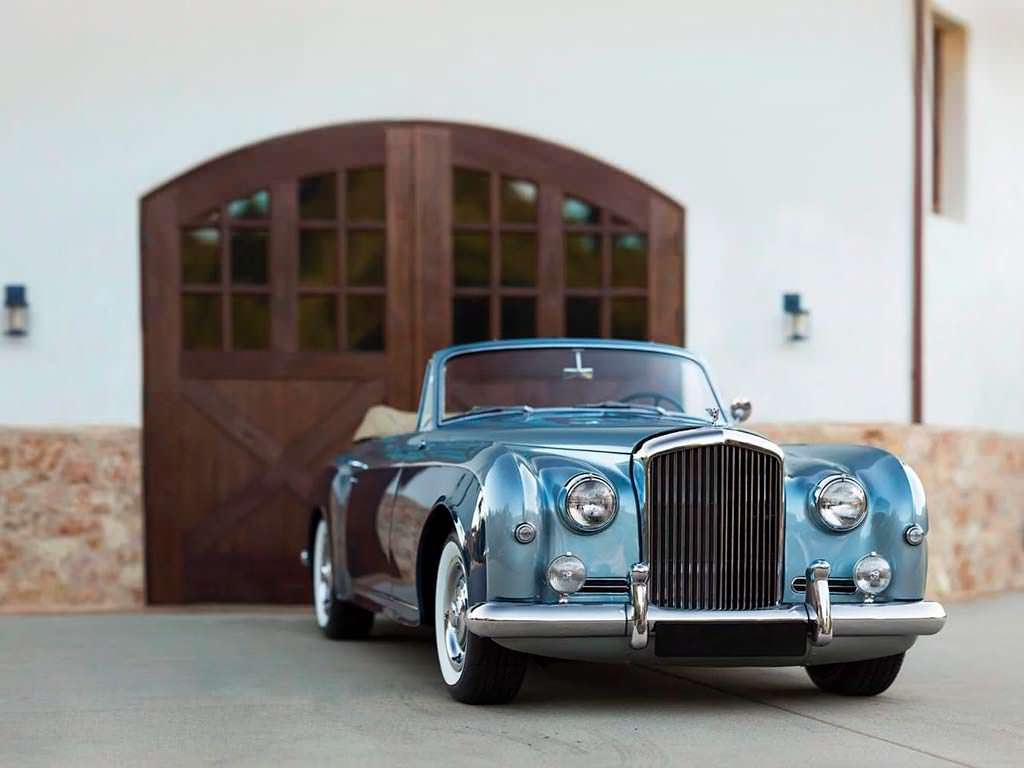 Коллекционная Bentley S1 Continental Drophead Coupe
