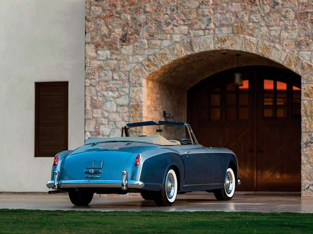 Коллекционный Bentley S1 Continental Drophead Coupe